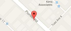 Locate Us through this map
